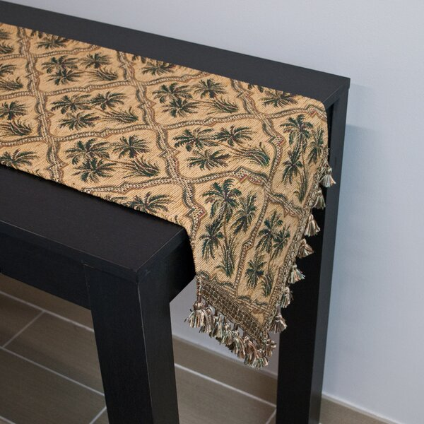 Coco Table Runner by Sherry Kline