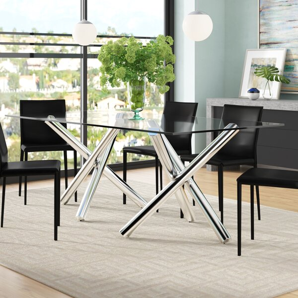 Jarred Dining Table by Wade Logan
