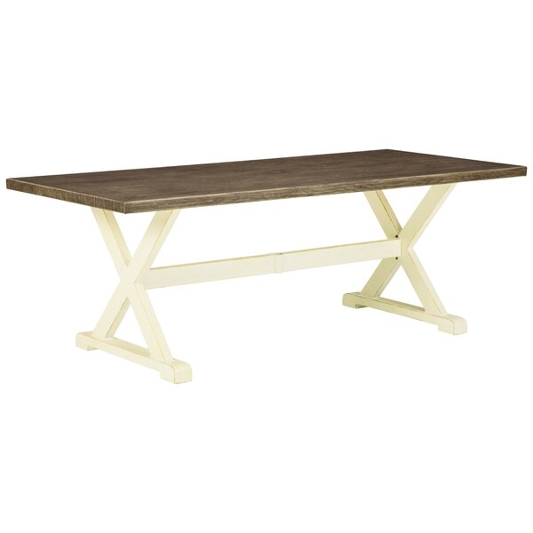 Ajabah Dining Table by Gracie Oaks