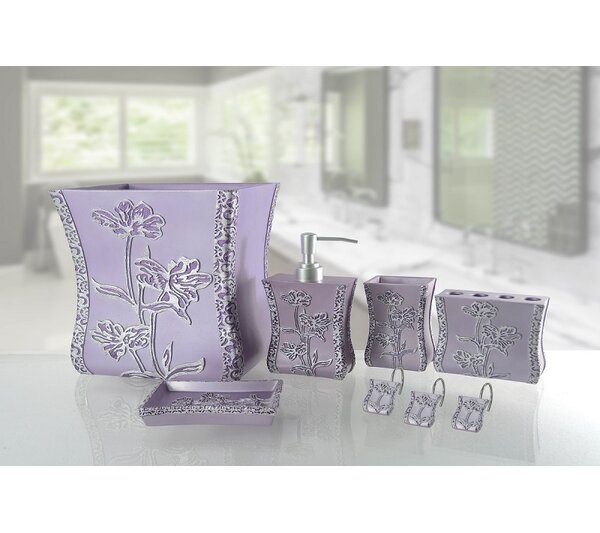 Paris 5 Piece Bathroom Hardware Set by Daniels Bath