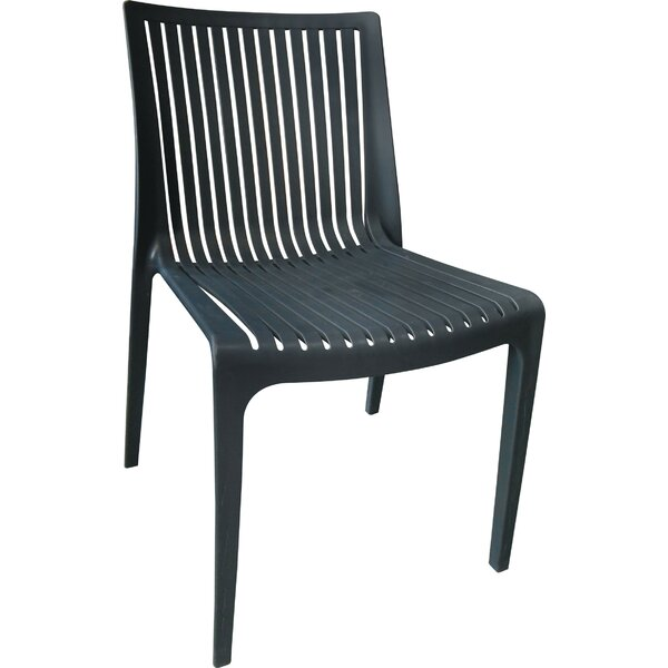 Rockwell Oasis Patio Chair (Set of 2) by Wrought Studio