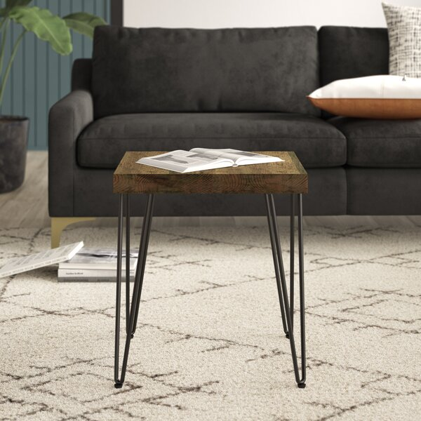 Mcfarlane Rectangular End Table by Mercury Row