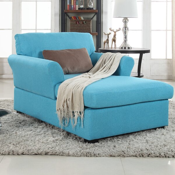Mattis Chaise Lounge by Highland Dunes