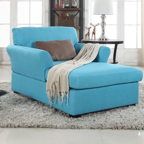 Mattis Chaise Lounge by Highland Dunes