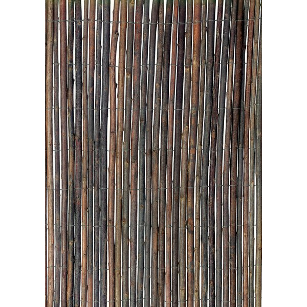 3.5 ft. H x 13 ft. W Willow Fencing by Gardman