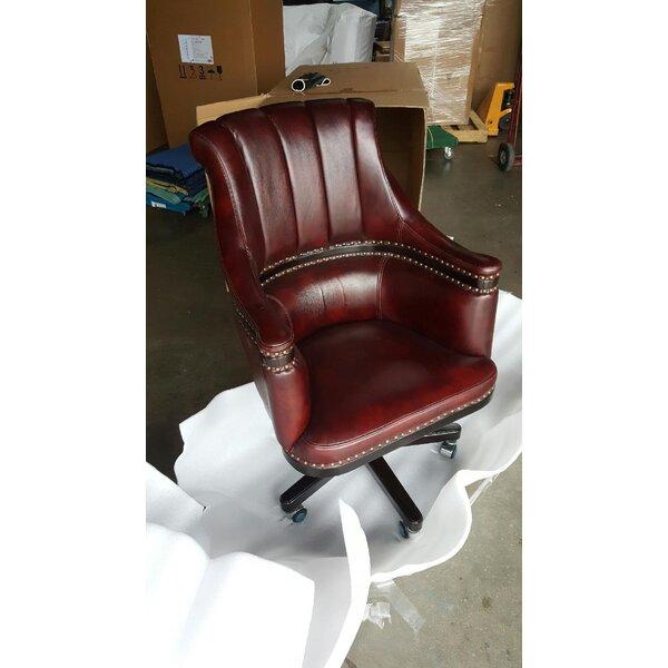 Korman Genuine Leather Executive Chair