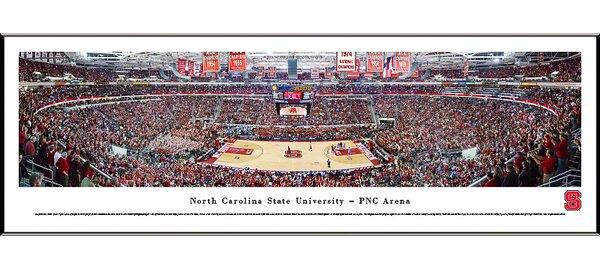NCAA Basketball Standard Framed Photographic Print by Blakeway Worldwide Panoramas, Inc