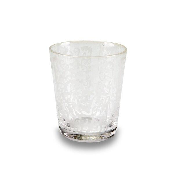 Scroll Rock Glass (Set of 6) by IMPULSE!