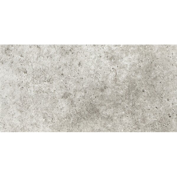 Newberry 4 x 8 Porcelain Field Tile in Grigio by Emser Tile