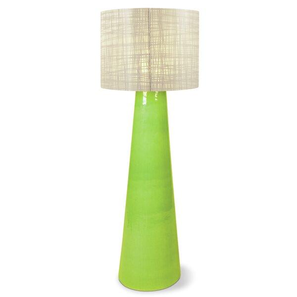 Copenhagen Cordless Outdoor 55 LED Floor Lamp by Seasonal Living