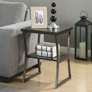 Affordable Lyon End Table ByTrent Austin Design