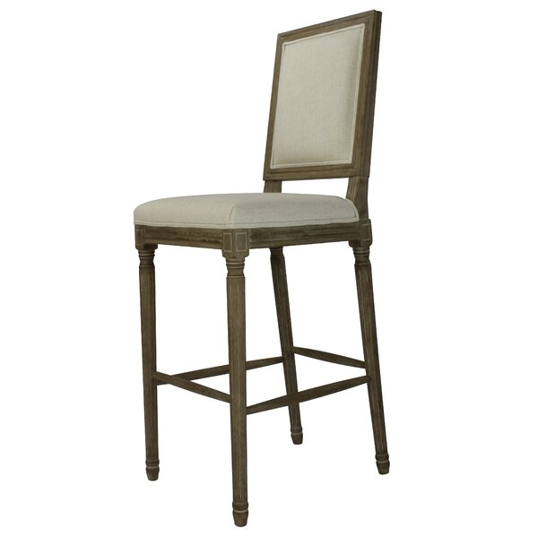 Auclair 30 Bar Stool (Set of 2) by One Allium Way