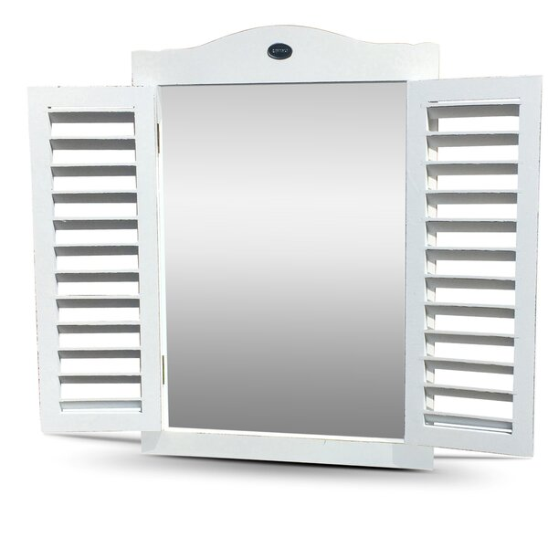 DiIeso Wall Mirror by Highland Dunes