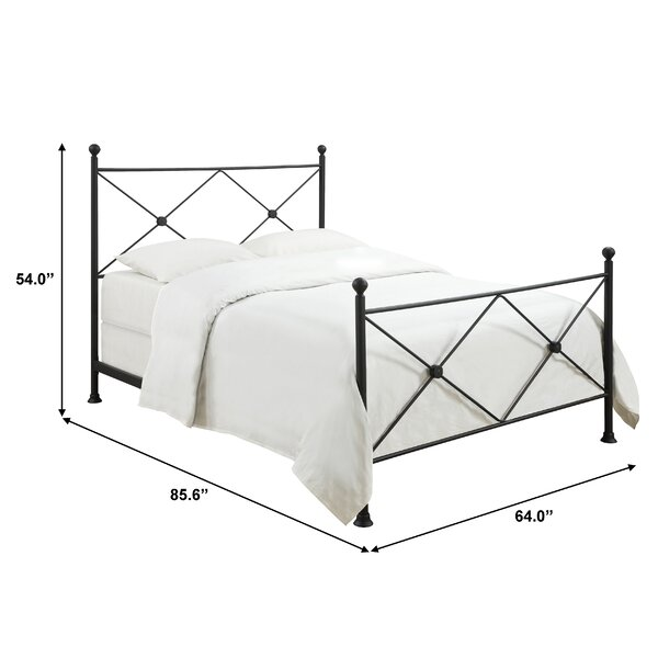 Goodland Standard Bed by Mercury Row