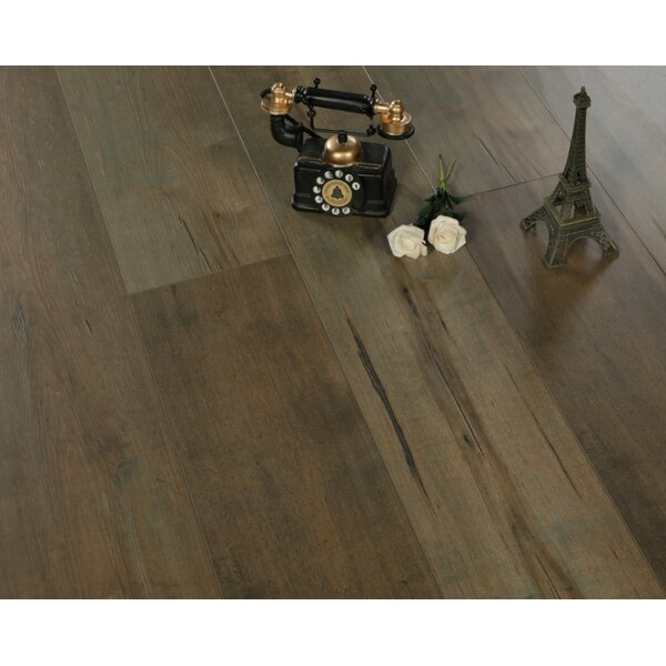 Rare Species 8 x 49 x 12mm Laminate Flooring in Brown (Set of 4) by Christina & Son