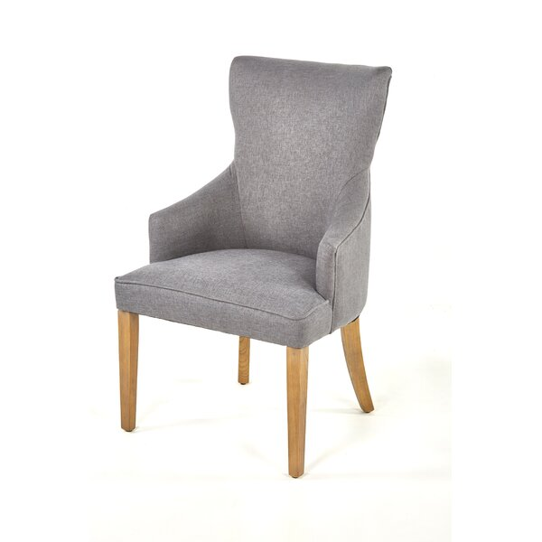 Hampshire Upholstered Side Chair (Set of 2) by Foundry Select Foundry Select