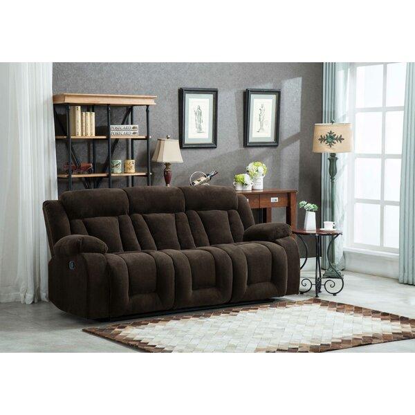Adlingt Reclining Sofa by Winston Porter