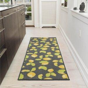 Barbonne Kitchen and Bathroom Mat