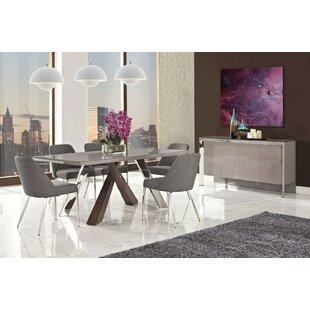 7 Piece Dining Room Sets - Modern & Contemporary Designs   AllModern