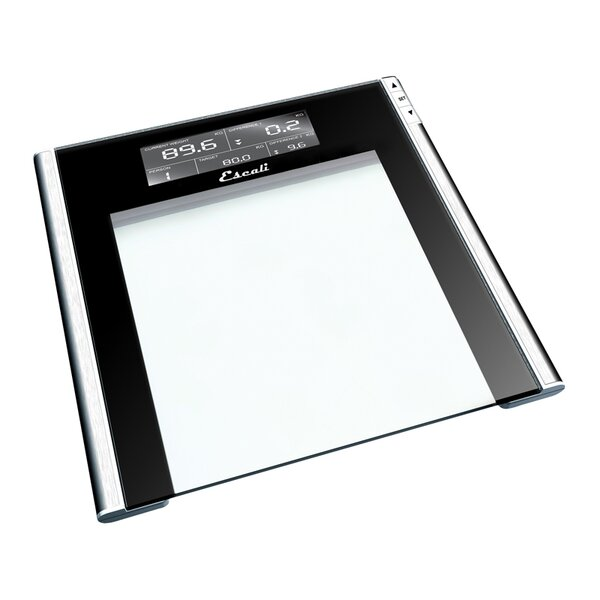 Track and Target Bathroom Scale by Escali