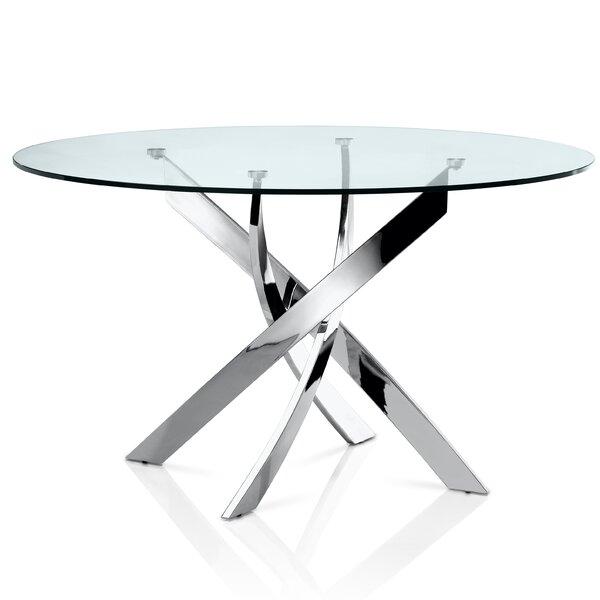 Brockton Dining Table Wade Logan WADL7485