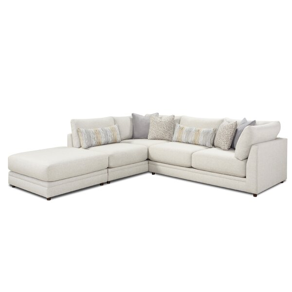Lima Left Hand Facing Sectional by Orren Ellis