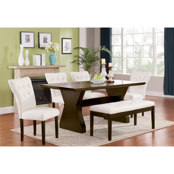 Cheatham 6 Piece Dining Set by Darby Home Co