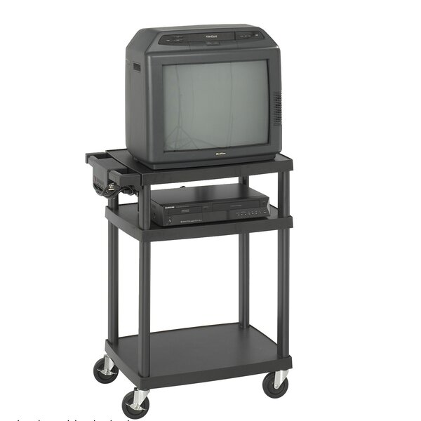 Multimedia Cart by Safco Products Company