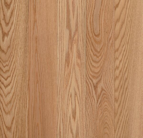 Prime Harvest 5 Solid Oak Hardwood Flooring in High Glossy Natural by Armstrong Flooring
