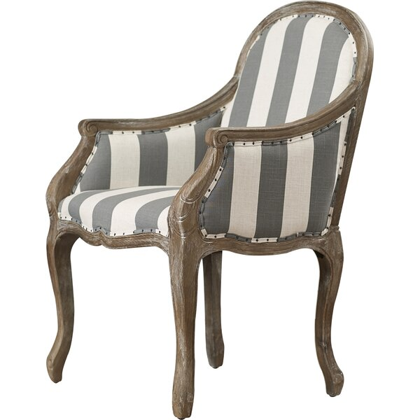 Michell 20.5-inch Armchair By Feminine French Country