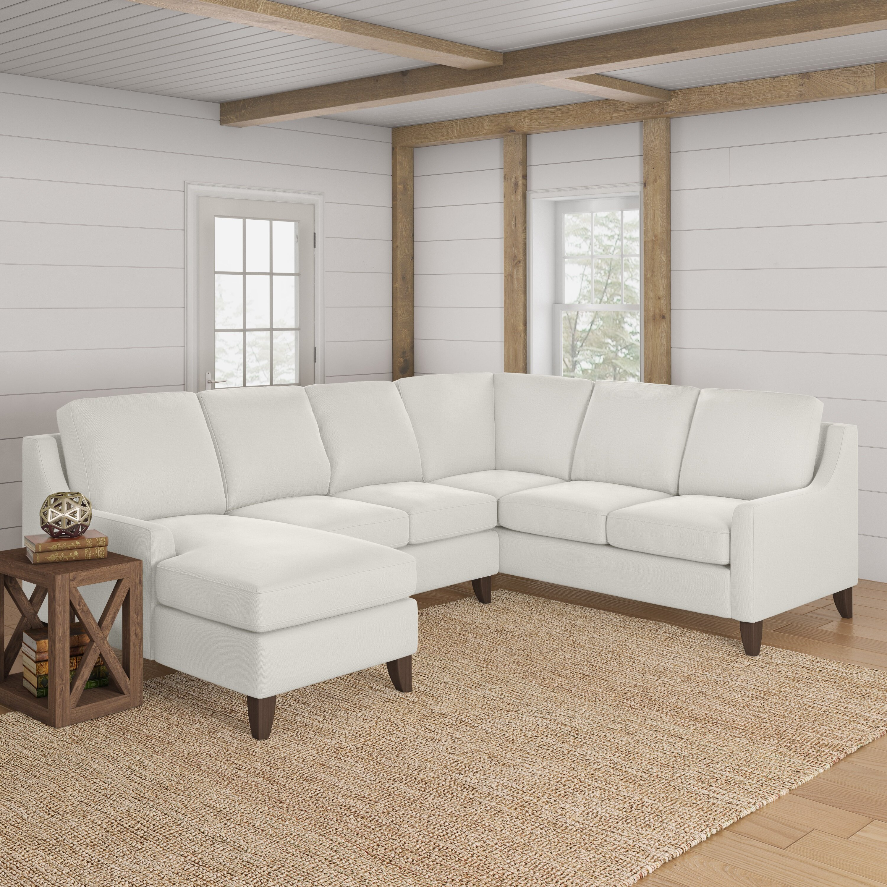 ed71b071f1363 Latitude Run Helvey U-Shaped Sectional