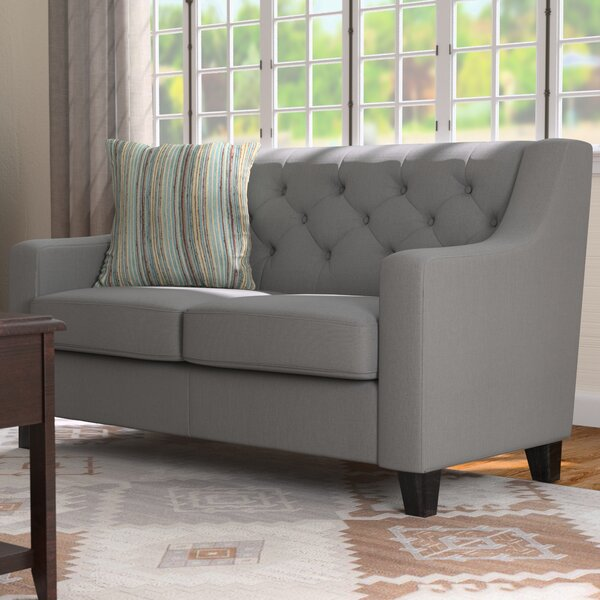 Wadsworth Loveseat by Red Barrel Studio