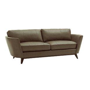 Zavala Leather Sofa