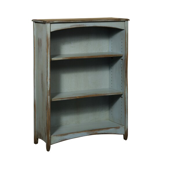 Shaws Standard Bookcase by August Grove August Grove