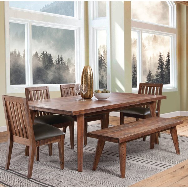 Havana 6 Piece Solid Wood Dining Set by Sunny Designs Sunny Designs