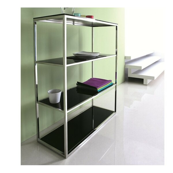 Almanzar Etagere Bookcase by Orren Ellis
