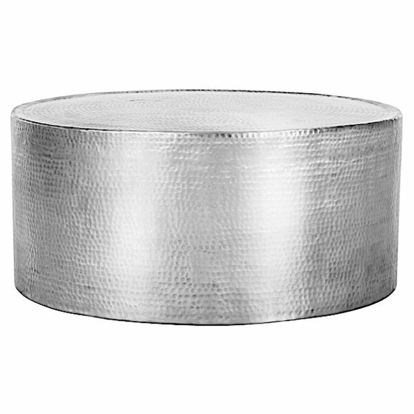 Aluminum Polish Coffee Table By Rose Artifacts