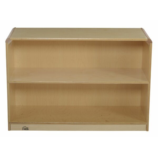 2 Compartment Shelving Unit by Korners for Kids