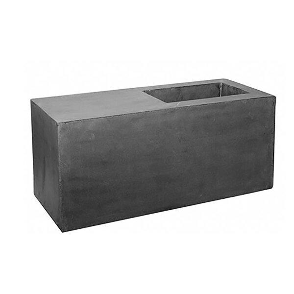Fiberstone Planter Box by Pottery Pots
