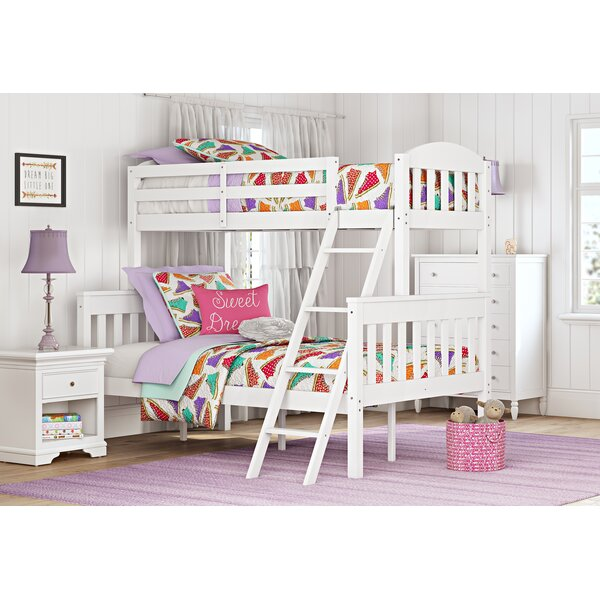 Suzanne Twin over Full Bunk Bed by Viv + Rae