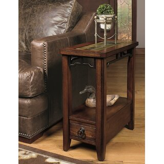 5013 End Table with Storage by Wildon Home๏ฟฝ SKU:BC417391 Details