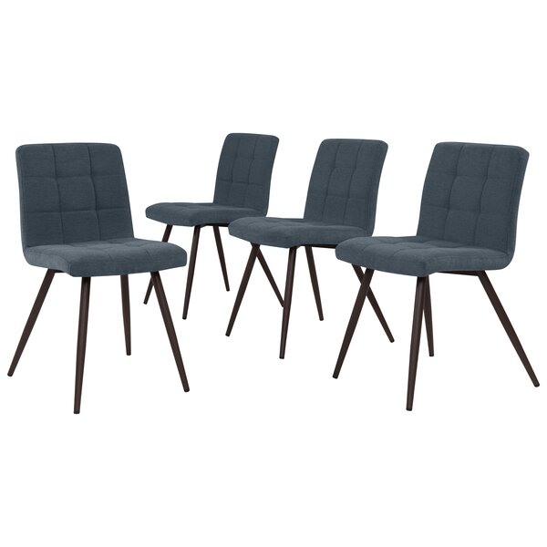 Jarvis Upholstered Side Chair (Set Of 4) By George Oliver