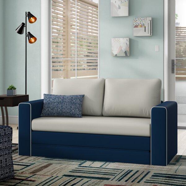 DaPrato Modular Convertible Sleeper by Ebern Designs