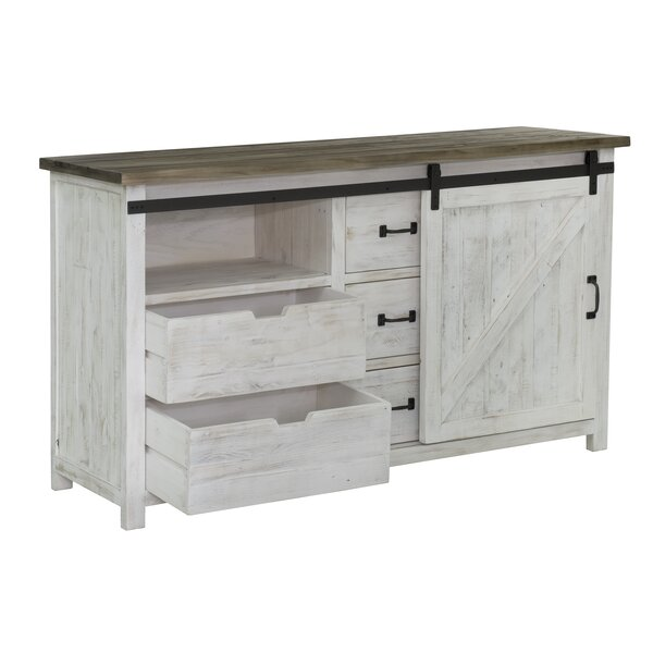Coonrod 3 Drawer Combo Dresser by Gracie Oaks