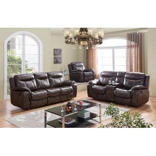 Living Comfort 2 Piece Living Room Set