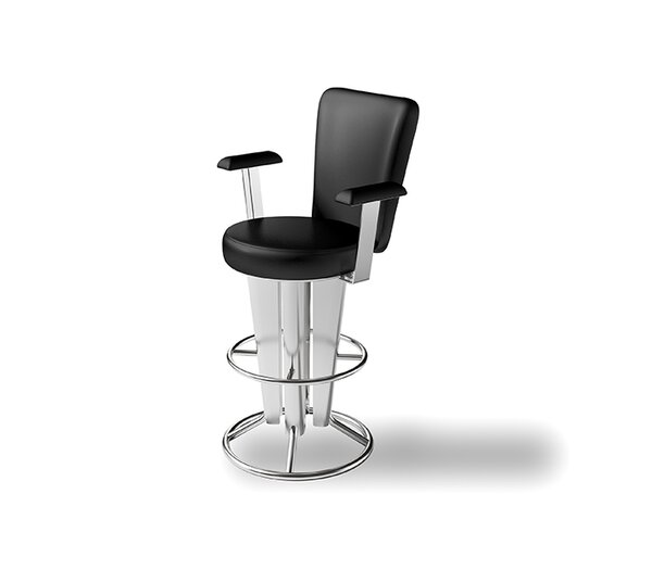 Kino 30 Swivel Bar Stool by Createch