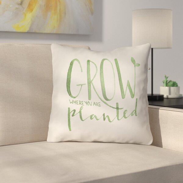 Indoor/Outdoor Throw Pillow
