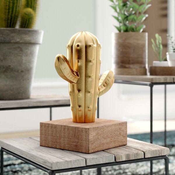 Bryanna Cactus Figurine by Brayden Studio