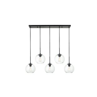 Find Eller 5-Light Kitchen Island Pendant By Wrought Studio
