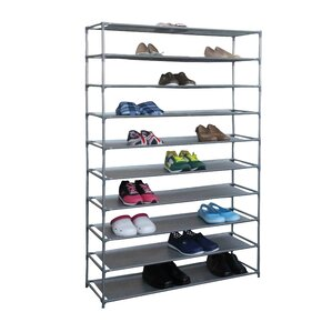 50pair 10tier shoe rack